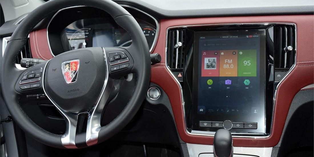荣威RX5试乘体验:自适应智能地图导航